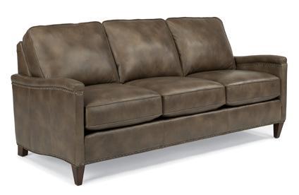 Jacinto Leather Sofa