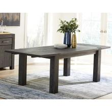 Meadow Dining Height Table with Graphite Finish
