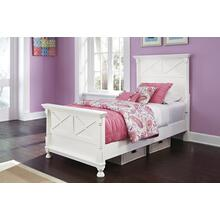 Kaslyn Twin Panel Footboard