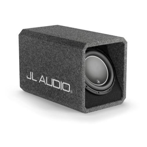 JL Audio - Single 10W6v3 H.O. Wedge, Ported, 2