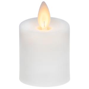 White LED Votive Candle Set (2 pc. set)