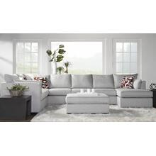 13500 Armless Loveseat