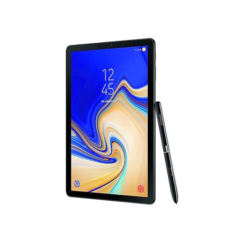 "Galaxy Tab S4 10.5"", 256GB, Black (Wi-Fi) S Pen included"