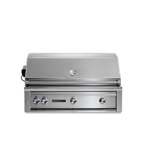 """Lynx42"""" Sedona by Lynx Built In Grill with 3 Stainless Steel Burners and Rotisserie, LP"""