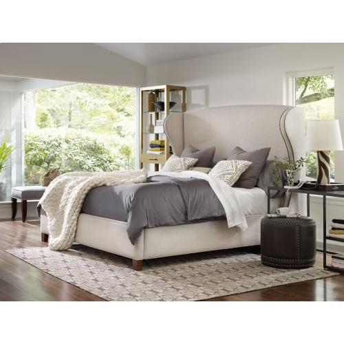 Sam Moore Furniture - Bedroom Nest Theory Heron 62in King Upholstered Bed