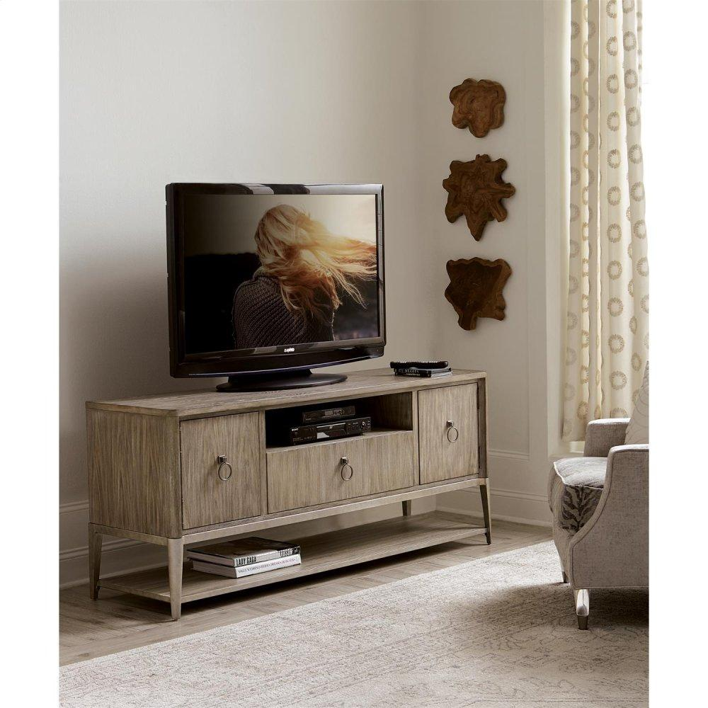 See Details - Sophie - Entertainment Console - Natural Finish