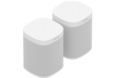 Two Room Set with Sonos One