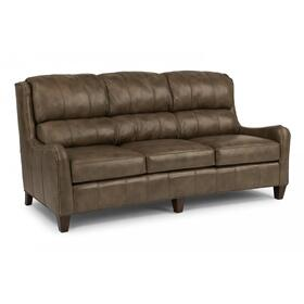 Lukas Leather or Fabric Sofa