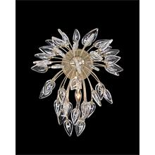 Reveille: Crystal Constellation Single-Light Wall Sconce