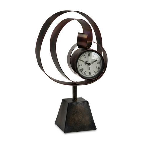 Imax Corporation - Curly Clock