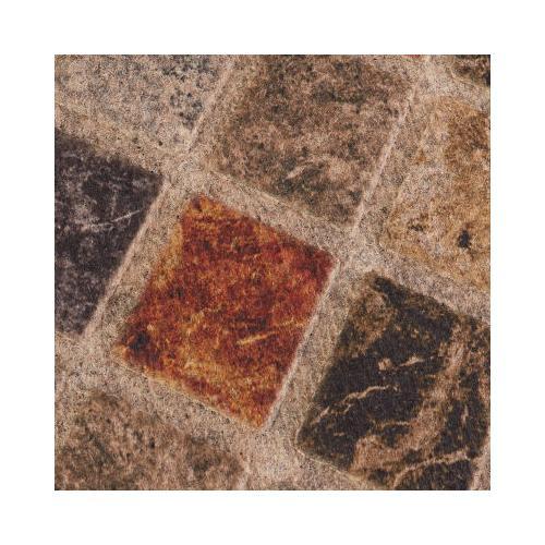 Mohawk - Stone Welcome, Ornamental Mineral Stone- Rectangle