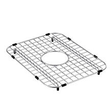 "Moen Stainless Steel Center Drain Bottom Grid Accessory fits 14"" x 18"" Sink Bowls"