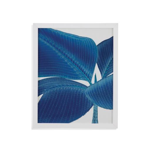 Bassett Mirror Company - Palm in Blue I