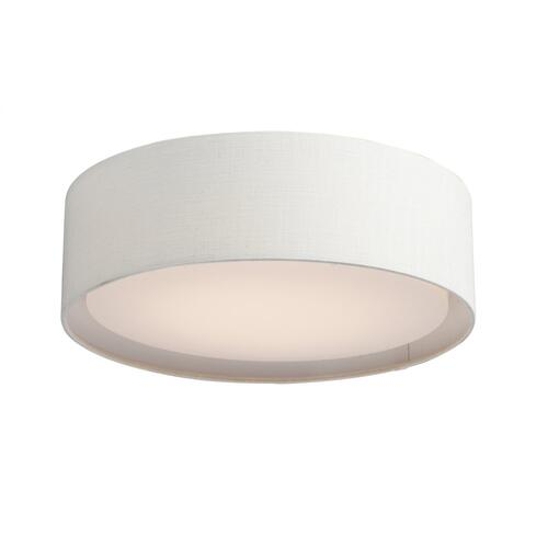 "Prime 16""W LED Flush Mount 120-277V"