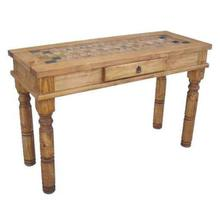 See Details - Marble Sofa Table