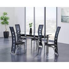 D1058DT W/D1058D DINING SET