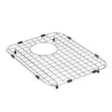 """Moen Stainless Steel Rear Drain Bottom Grid Accessory 12.5"""" x 16"""""""