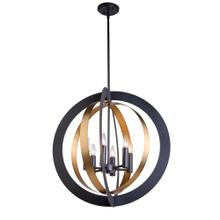 View Product - Capri AC11236 Chandelier