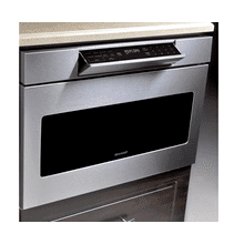 """See Details - 30"""" Microwave Drawer; Hidden Control Panel; Automatic Drawer Opening System"""