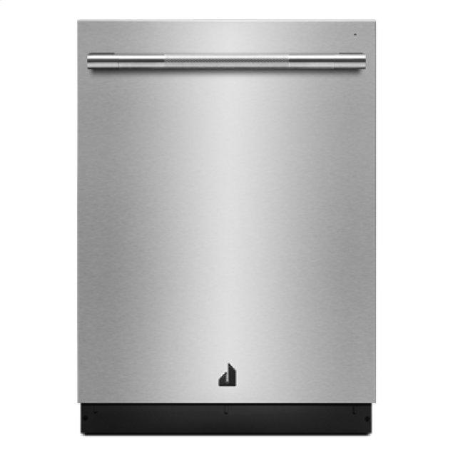 """Jenn-Air RISE 24"""" TriFecta Dishwasher, 38 dBA"""