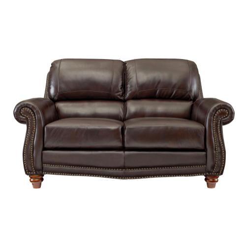 Leather Italia USA - S9922 James Love 2952 Tobacco