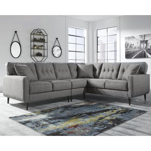 Zardoni 3-piece Sectional