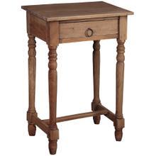 See Details - Desk - Plantation Mahogany