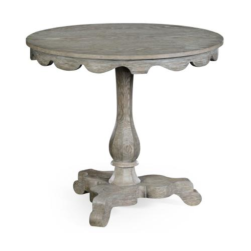 Overbury Grey Oak Table