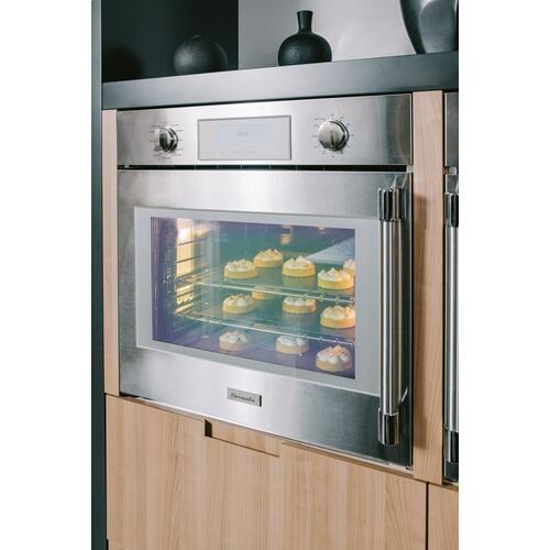 Single Wall Oven 30'' Professional Door Hinge: Left, Stainless Steel POD301LW
