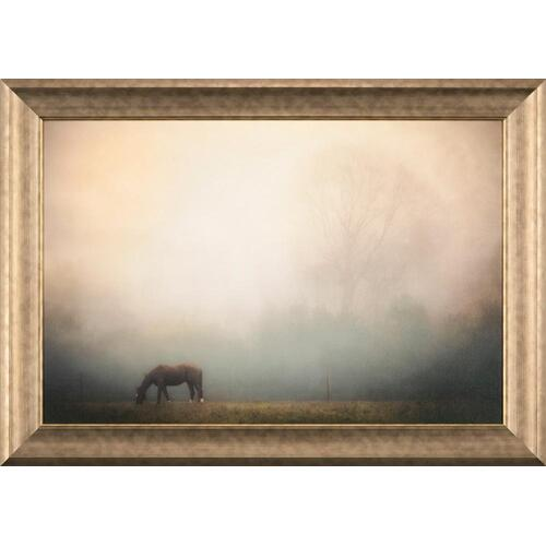 The Ashton Company - Lone Horse Grazing