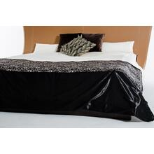 Modrest Novara Black Duvet Cover