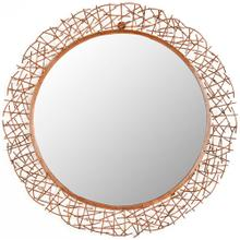 See Details - Twig Mirror - Burnt Copper W / Clear P / Coated