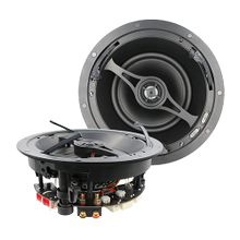"6.5"" Two-Way In-Ceiling Speakers"