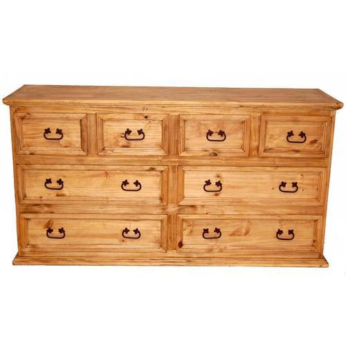 "65"" 8 Drawer Dresser"