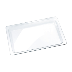 Genuine Miele glass bowl Ideal for preparing casseroles, gratins, and cakes.