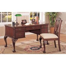 2-Pcs Writing Desk W/Chair Set