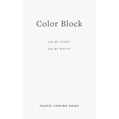 LIL-01 Color Block / 01