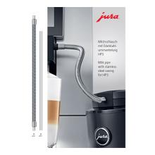 Milk pipe with stainless steel casing, Milk pipe with stainless steel casing HP3