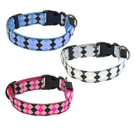 LED Checkers Pet Collars (18 pc. ppk.) Product Image