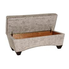 View Product - Perfect Fit Storage Bench