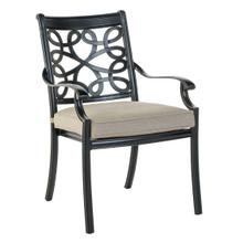 Grafton Stackable Dining Arm Chair