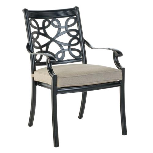 Alfresco Home - Grafton Stackable Dining Arm Chair