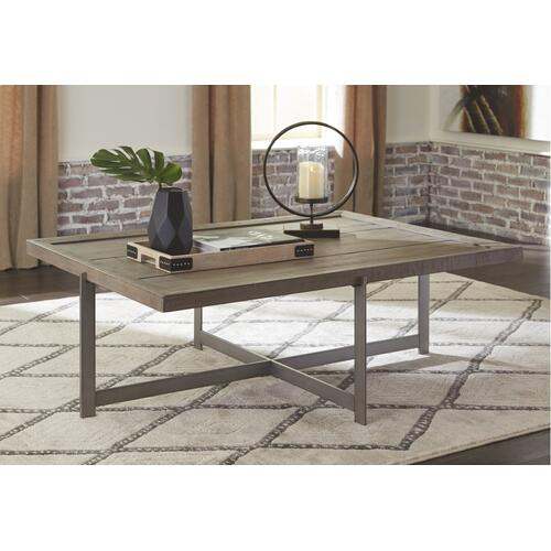 Krystanza Coffee Table