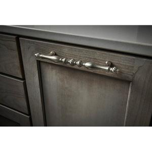 Top Knobs - Somerset Melon Door Pull Back to Back 8 Inch (c-c) Polished Chrome