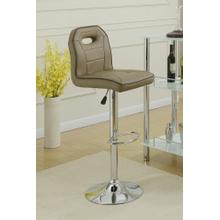 Ivan Bar Stool, Brown