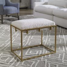 See Details - Paradox Small Bench, Gold