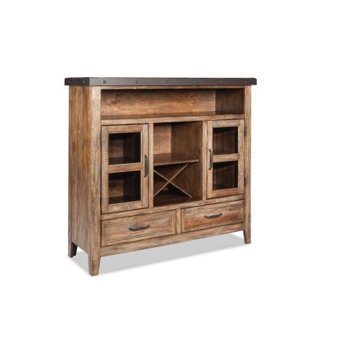 Intercon Furniture - Taos Pantry-Floor Sample