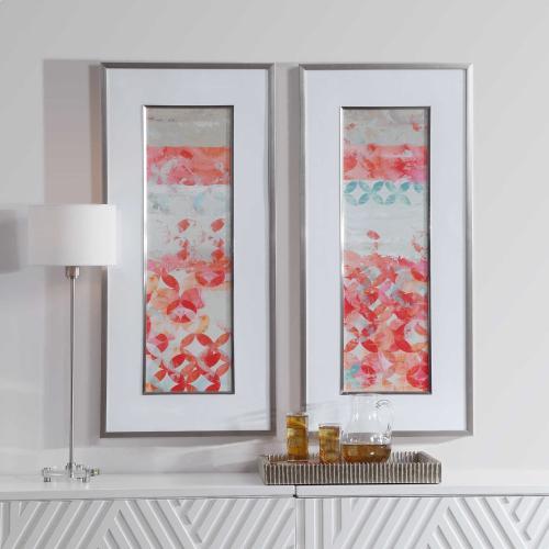 Valentine Framed Prints, S/2