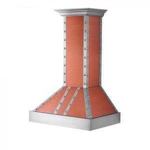 Zline KitchenZLINE Designer Series Wall Mount Range Hood (655-CSSSS) [Size: 30 inch]
