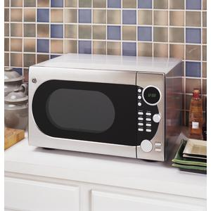 GE® 1.2 Cu. Ft. Capacity Countertop Microwave Oven